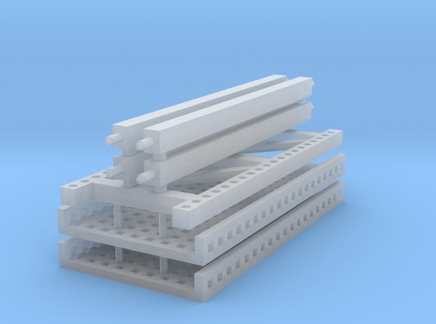 1/64 2 high 8ft PR mesh Exstension in Smoothest Fine Detail Plastic