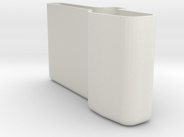 PO-case in White Strong & Flexible