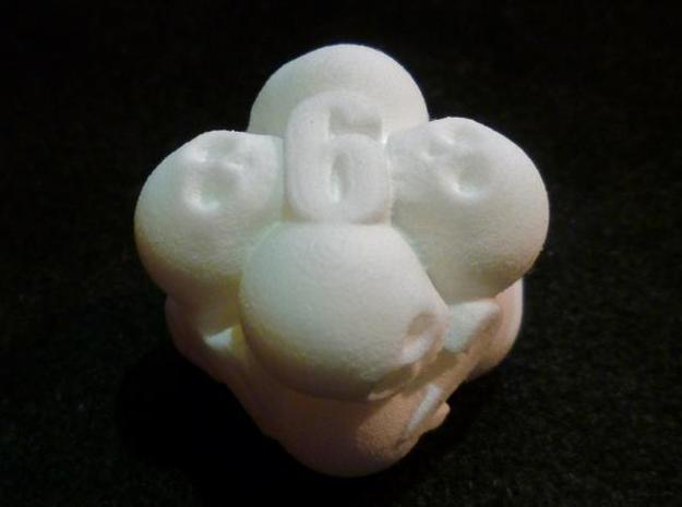 Ossuary d6 3d printed snap3