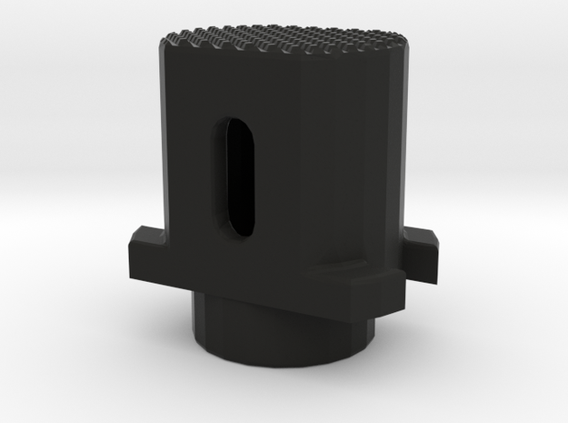 Buttstock release button AGM MP40 in Black Strong & Flexible