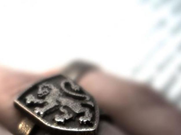 Gryffindor Ring Size 12 3d printed 1