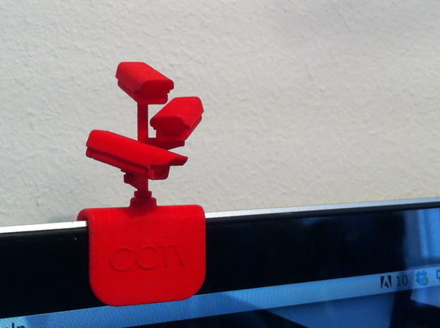 CCTV Privacy clip