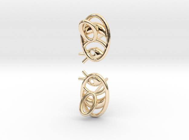 Bee Earrings V2.1