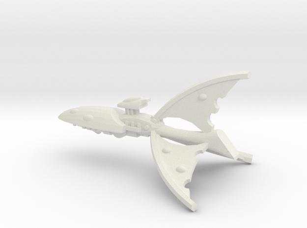 cazador de sombras A in White Natural Versatile Plastic