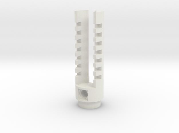 Saberforge Arbiter chassis in White Natural Versatile Plastic