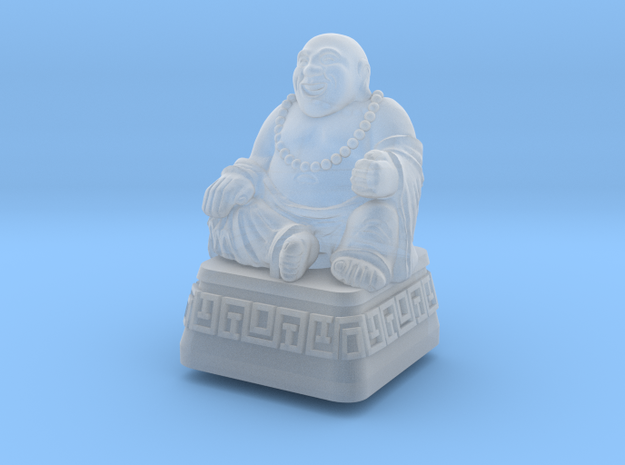 Budai Topre Keycap in Smooth Fine Detail Plastic