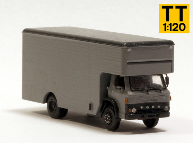 Ford D series moving truck TT scale