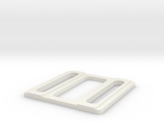 DBL SPACING TOOL in White Strong & Flexible: 1:87 - HO