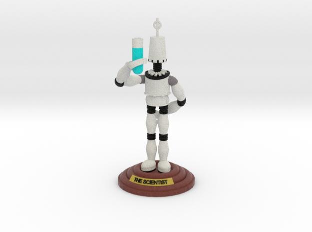 boOpGame Shop - The Scientist in Full Color Sandstone
