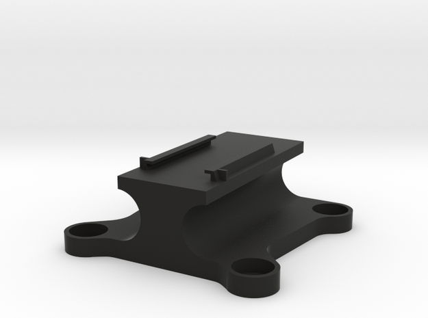 typhoon universal mount - partB in Black Strong & Flexible