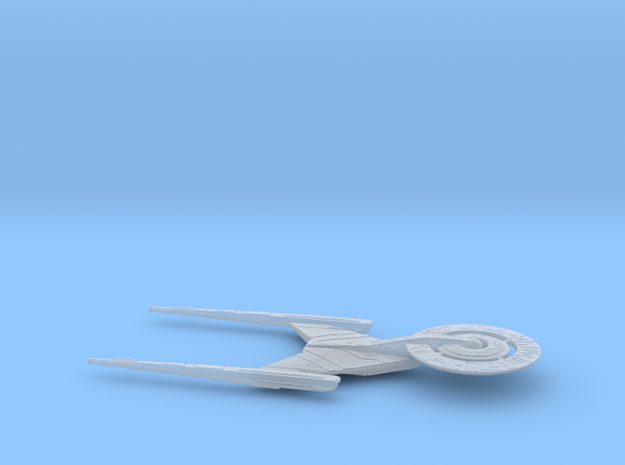 USS_Discovery_2 in Smooth Fine Detail Plastic