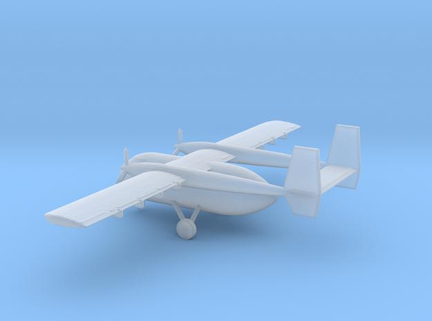 1/200 Scale IAI Arava Airplane