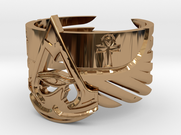 AC - Egyptian ring