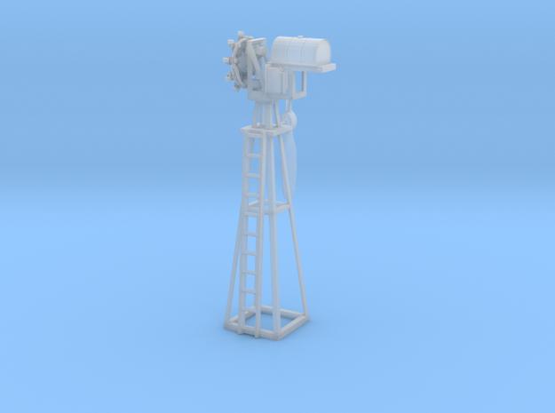 HO Rotary Motor Based Wind Generator