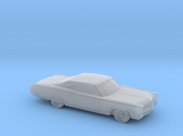 1/220 1966 Pontiac Bonneville Coupe in Smooth Fine Detail Plastic