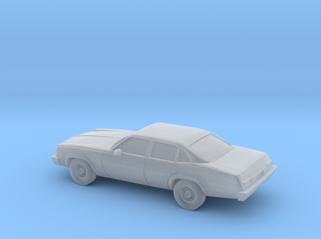 1/220 1974 Chevrolet Chevelle Sedan in Smooth Fine Detail Plastic