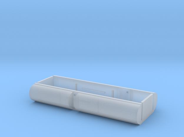 Alco C636 Fuel Tank in Smooth Fine Detail Plastic