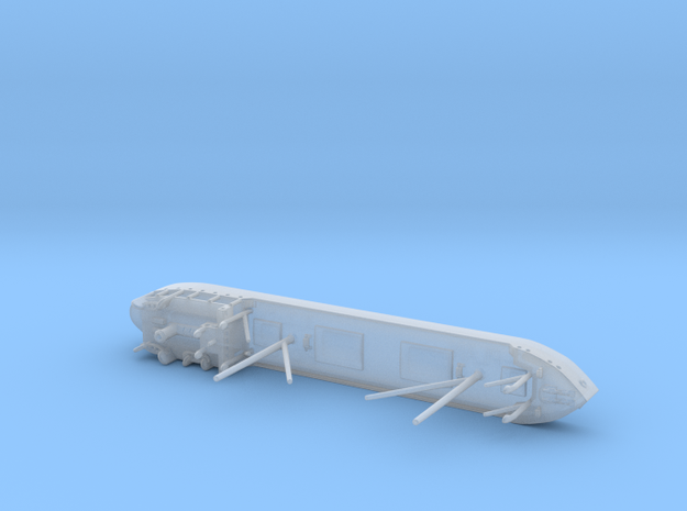 1/1250th scale soviet cargo ship Pioneer in Smooth Fine Detail Plastic