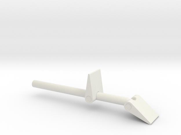 James Bond - TMWTGG Trigger Type B in White Strong & Flexible