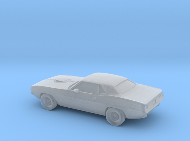 1/220 1971 Plymouth Baracuda in Frosted Ultra Detail
