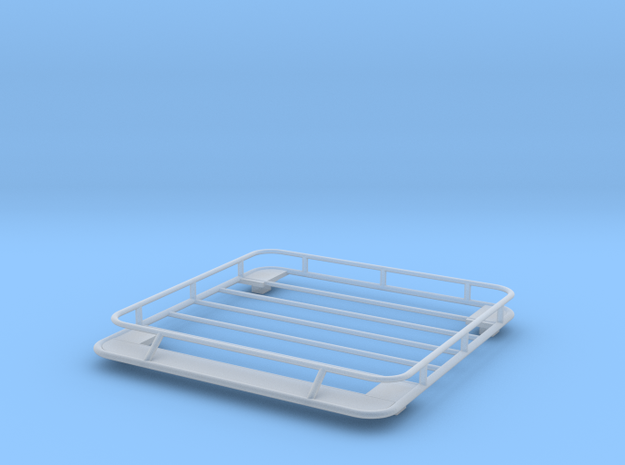 1/24 /25 Roof Rack version 2 in Smoothest Fine Detail Plastic