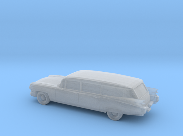 1/220 1959 Cadillac Station Wagon in Smooth Fine Detail Plastic