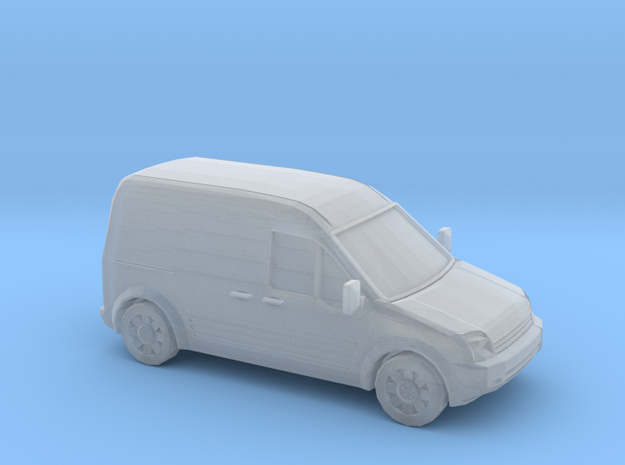1/220 2002-08 Ford Transit Connect in Smooth Fine Detail Plastic