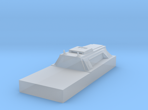 28mm Typhoon Hull 1 Modular in Smooth Fine Detail Plastic