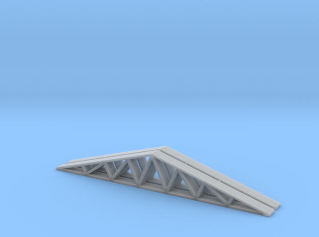 N Centerbeam Flat -Truss Pack in Smooth Fine Detail Plastic