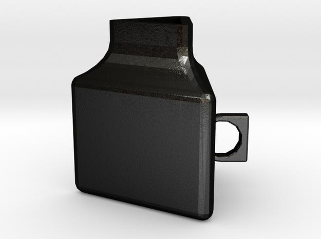 104105231 cup in Matte Black Steel