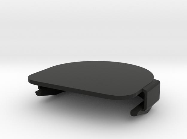 Portafilter Retaining Bracket in Black Natural Versatile Plastic