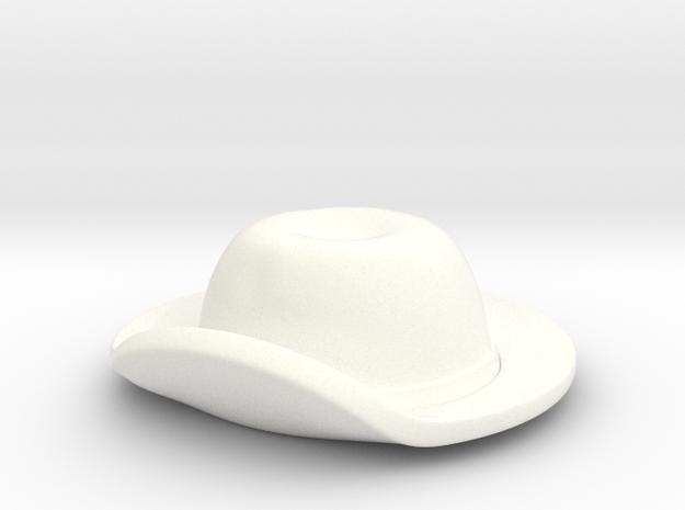 American Civil War T2 in White Processed Versatile Plastic