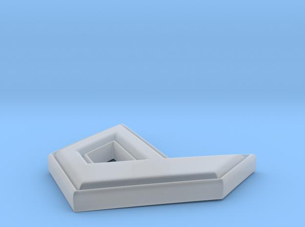 Cyfa Alt Ensign Rank Insignia in Smooth Fine Detail Plastic