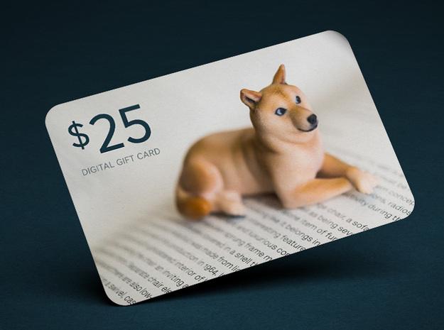 $25 Digital Gift Card in $25 Digital Gift Card