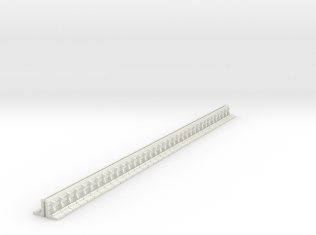 HOea415 -  Architectural elements 5 in White Natural Versatile Plastic