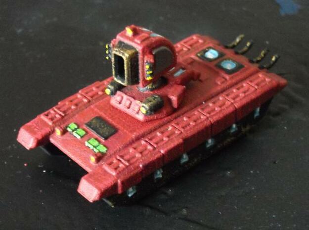 MG144-SV006 T-150AL Fext Beam Grav Tank 3d printed Painted model