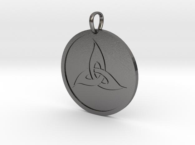 Triquetra Medallion