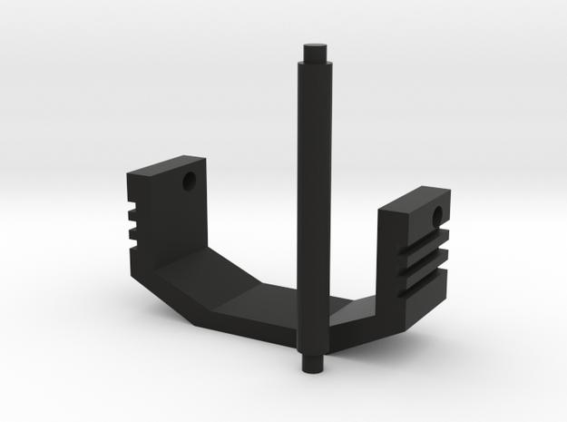 ppq slide holder in Black Natural Versatile Plastic