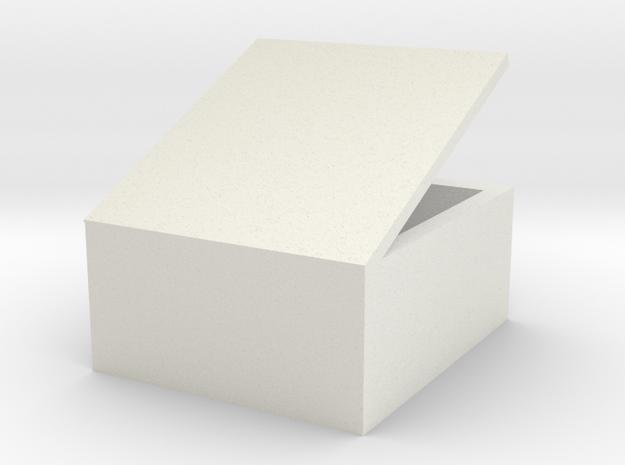 1041052185 in White Natural Versatile Plastic