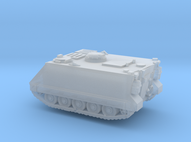 1:220 z scale M113 APC in Smooth Fine Detail Plastic