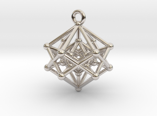 Hyperpoly Pendant
