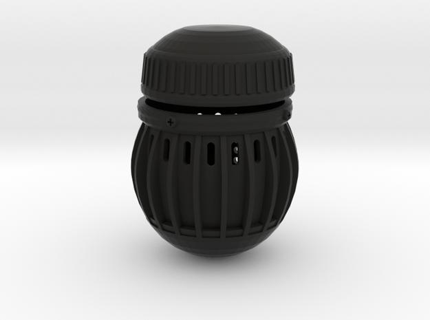 Thatcher EMP Grenade V2.0 in Black Natural Versatile Plastic