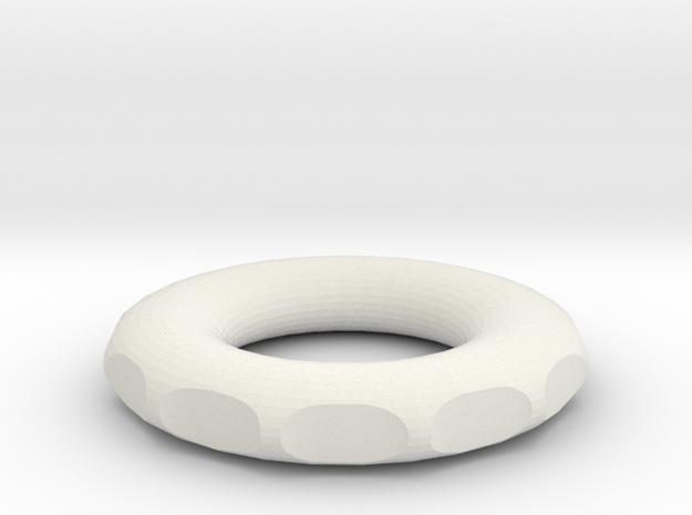 rodin coil marko frame diy custom test orgone hz in White Natural Versatile Plastic
