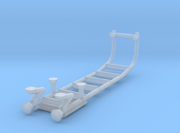 1/87 rear body ladder 3
