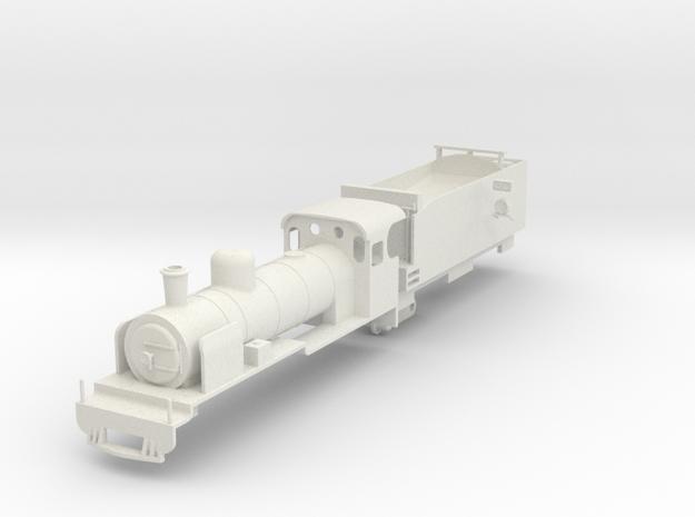 BM7-008A SAR NG15 No.NG119 Apple Express On30 in White Natural Versatile Plastic