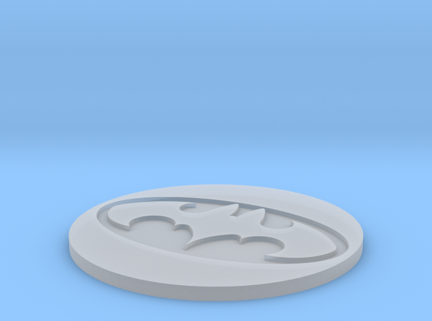 106102104杯墊 in Smooth Fine Detail Plastic