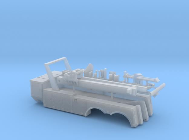 1/87th 35 ton Tandem Axle Tow Truck Body