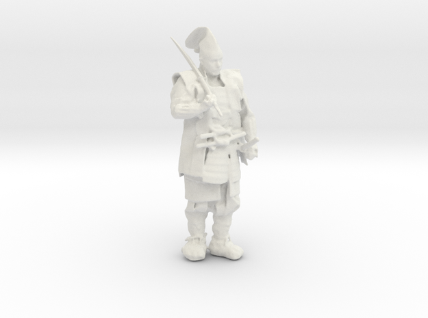 Printle C Homme 1177 - 1/18 - wob in White Strong & Flexible