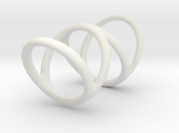 Left pointer (camallama) in White Natural Versatile Plastic