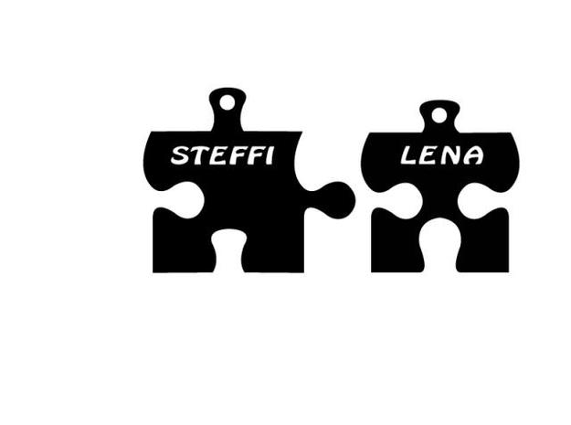 Puzzelteile Steffi 3d printed Description